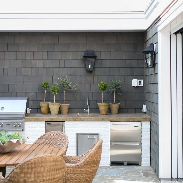 20 Beautiful Outdoor Kitchen Ideas: 20+ PRETTY OUTDOOR KITCHEN IDEAS THAT'LL SURPRISE YOUR GUESTS