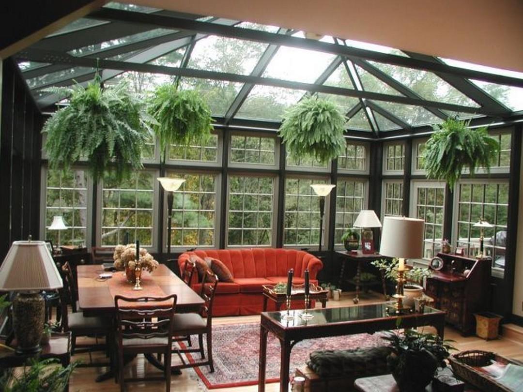 30 Stunning Greenhouse Indoor Design Ideas For The Trendiest Look
