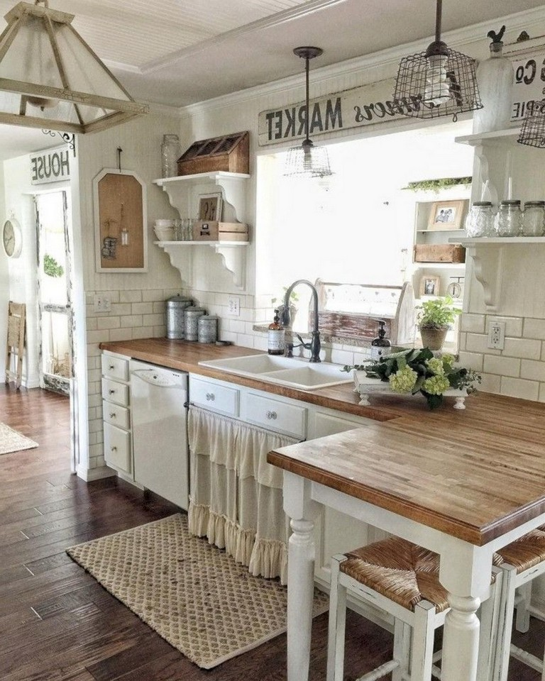 Farmhouse Kitchen Design: 19+ Top Farmhouse Kitchen Design Ideas On A Low Allocate