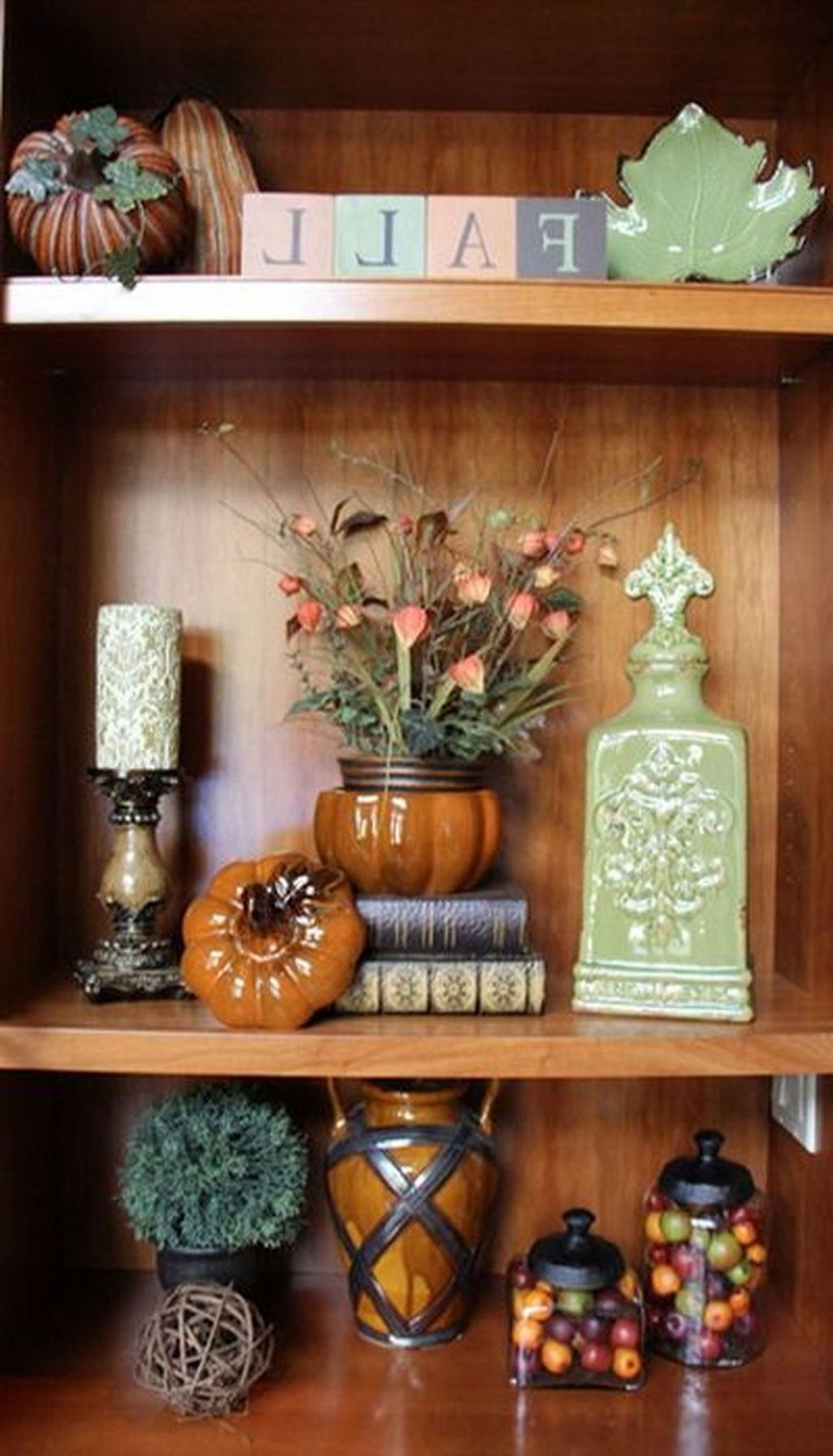 Inspiring Diy Fall Office Decorating Ideas